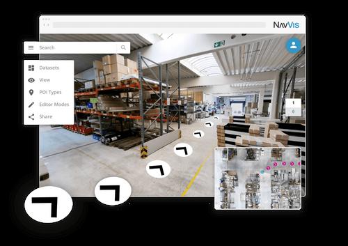 NavVis IndoorViewer
