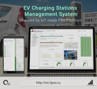 EV Charging Stations Management System