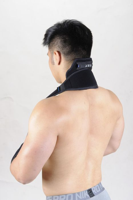 MAXPAL- Aqua+ Wearable Massage Neck Brace