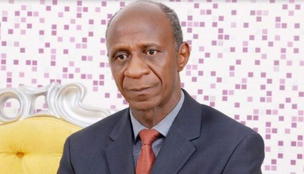 Professor Suleiman Elias Bogoro
