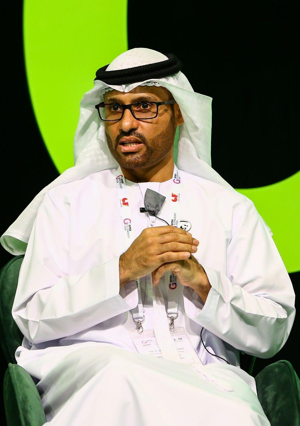 H.E. Dr. Mohamed Hamad Al-Kuwaiti