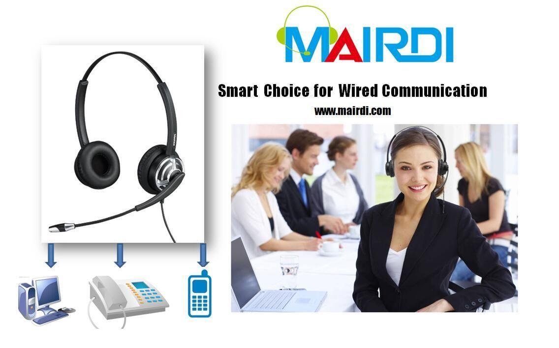 MRD-805DUC Noise Cancelling UC headset