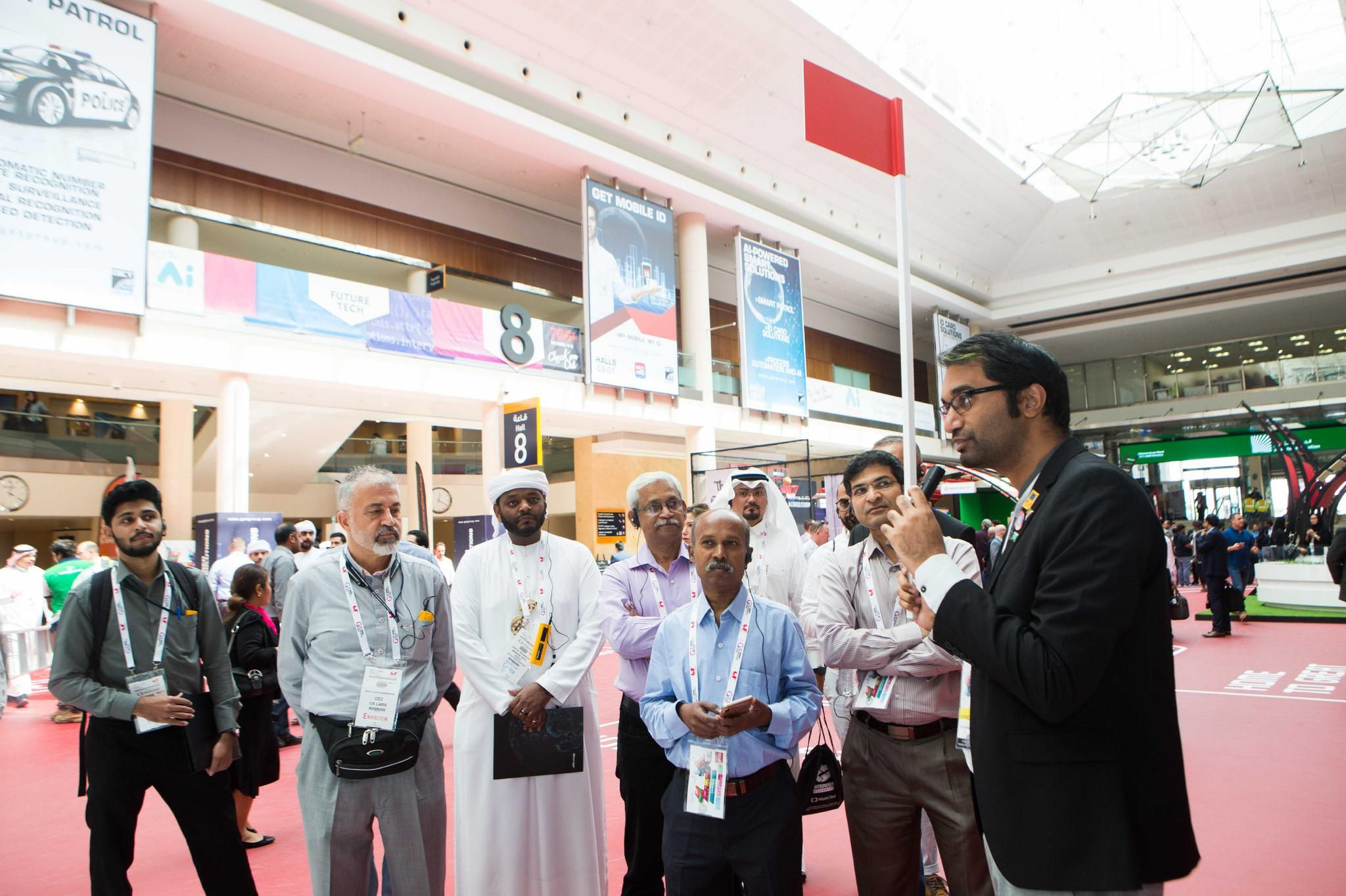GITEX guided tours