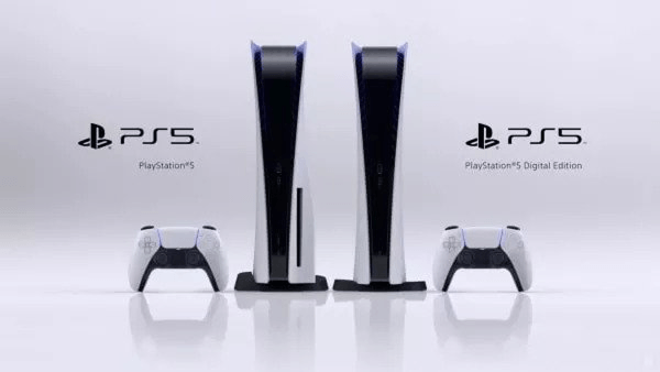 <strong>Sony's PlayStation 5</strong>