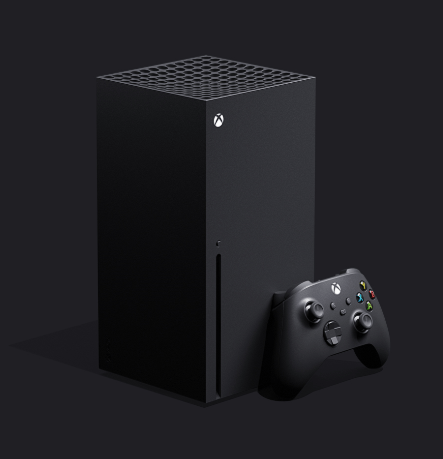 Microsoft - Xbox Series X