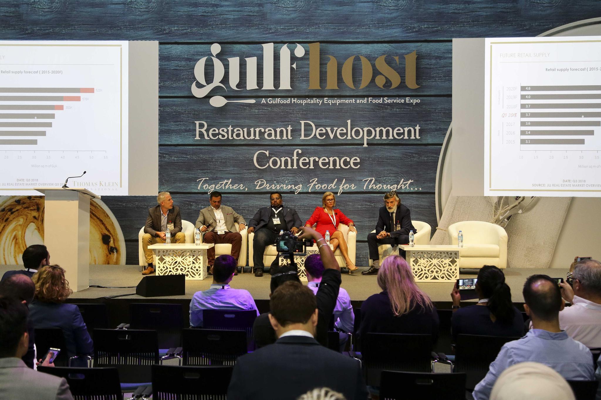 Restaurant Development Conference