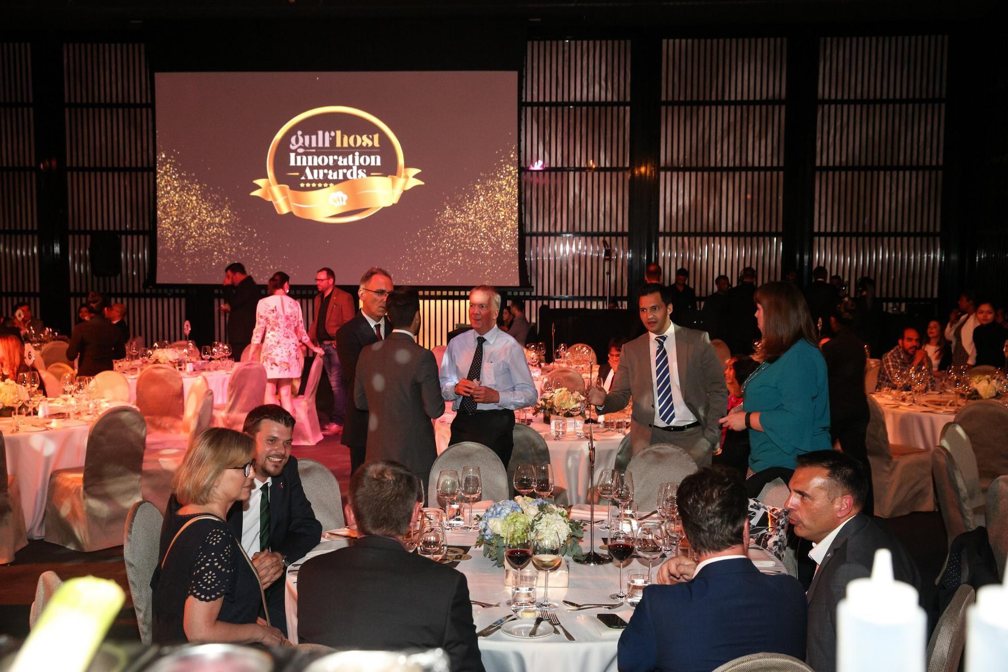 GulfHost Innovation Awards