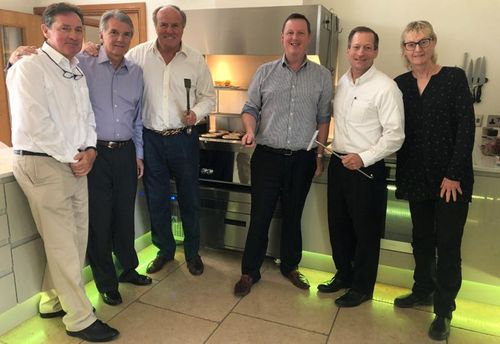 Welbilt brand signs up Synergy Grill for integration in new range