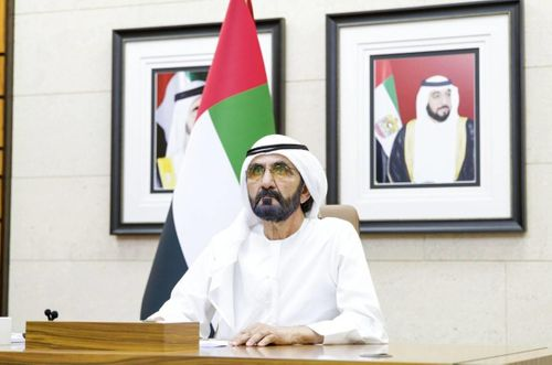 UAE #1 in 121 indicators in pandemic year: Sheikh Mohammed