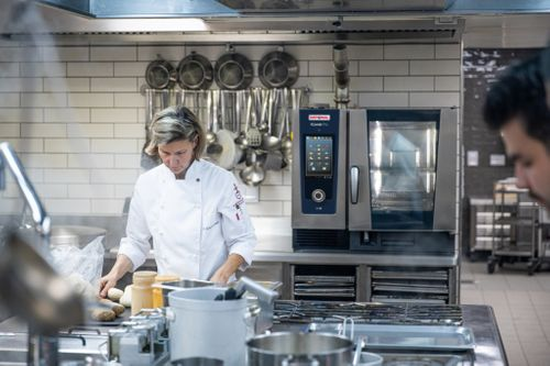Rational: How intelligent cooking systems transform kitchens