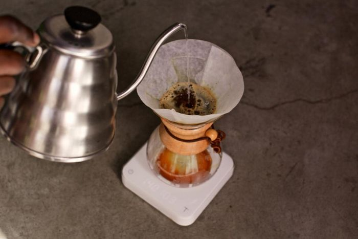 Home coffee-brewing championship launched!