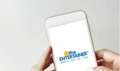 The Entertainer waives delivery commission