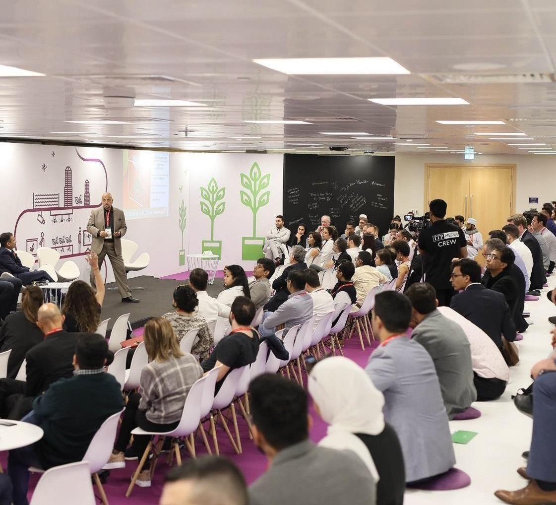 Programa para empresas emergentes de Gulfood