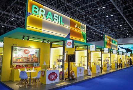 BRAZILIAN COMPANIES CLOSE OVER $33 MILLION BUSINESS DEALS AT GULFOOD