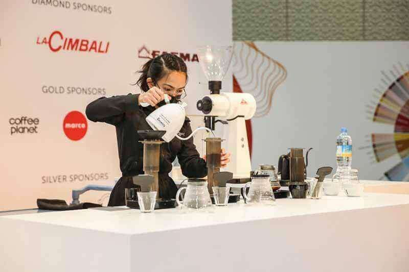 UAE National Brewers Cup Championship