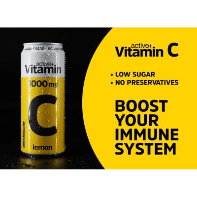 Active+ Vitamin C 1000 mg