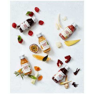 Organic Fruit Shots