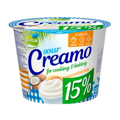 Planton Creamo 15% Plant-Based Product From Coconut Milk 200 g