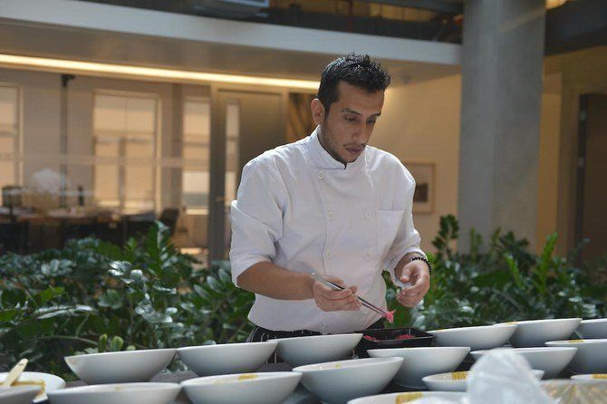 How one Kuwaiti chef is helping local farms and encouraging healthy eating
