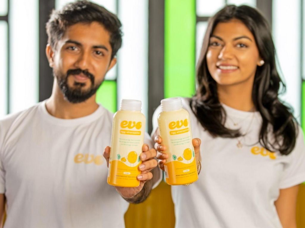 Plant-Based Egg Startup Evo Foods Secures US$845K & Gears Up For Indian Market Launch