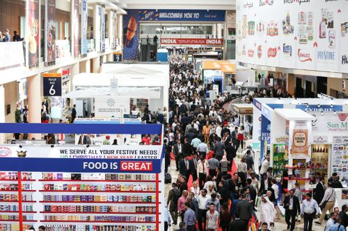 Gulfood Pushes Industry Boundaries With 'The World Of Good, The World Of Food'