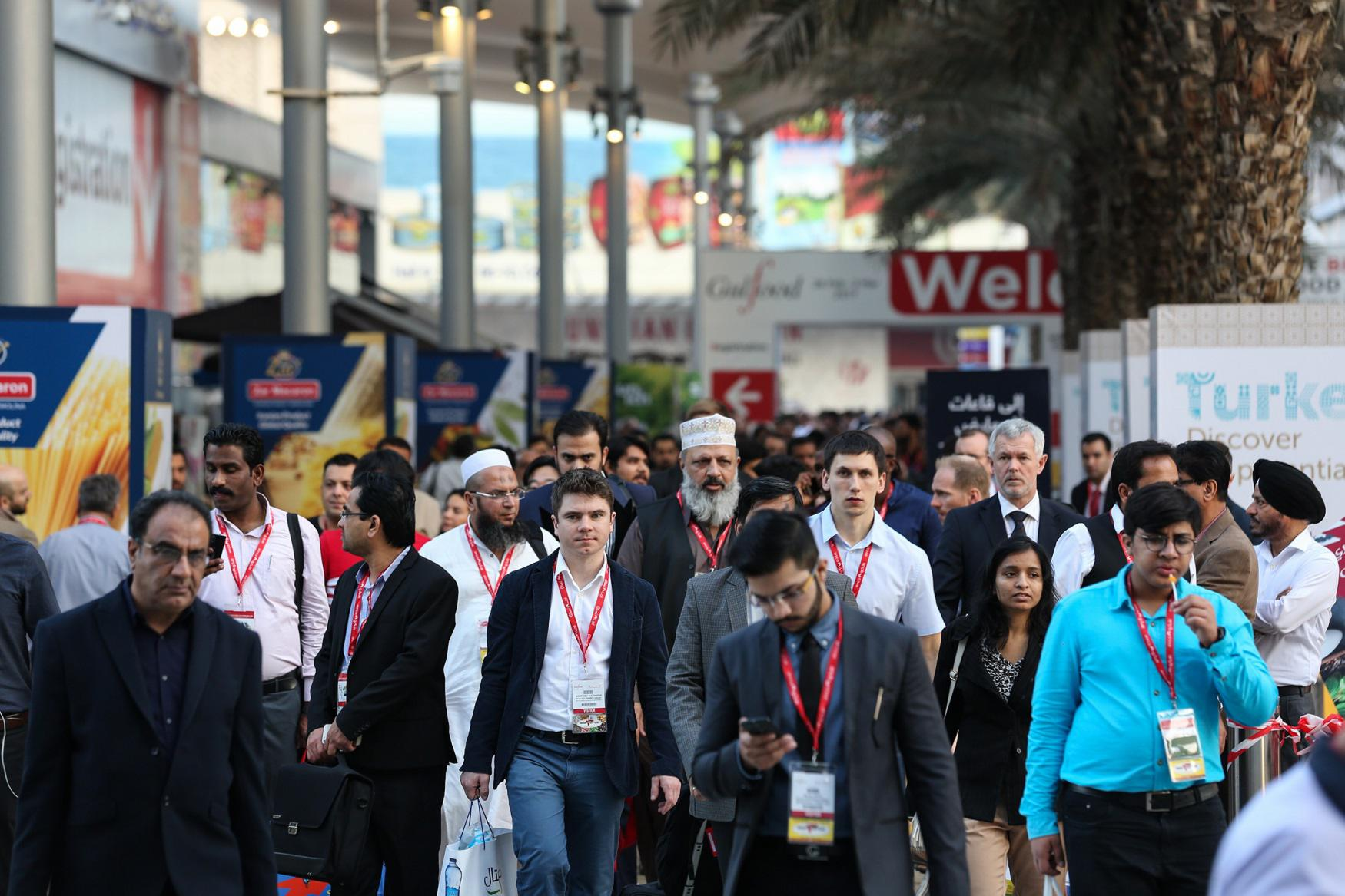 Global Industry Outlook To Be Unveiled Today At Gulfood 2018
