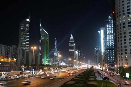 Green light for UAE sustainability