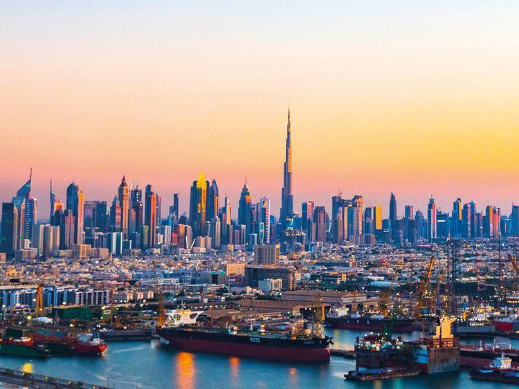 UAE wealthiest nation in Middle East, Dubai richest city
