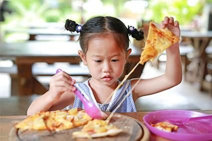Pizza to children's snacks - the fuel for cheese sales in China
