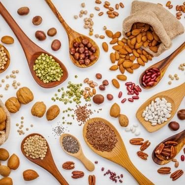 Raising the protein stakes: Fava, pea and water lentils emerge as starring ingredients