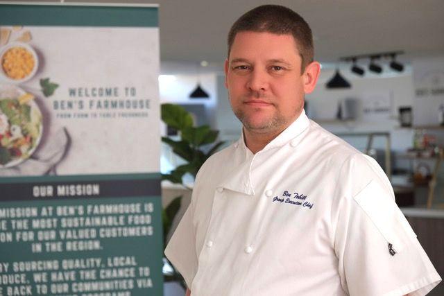 Ex-JRG Chef Ben Tobitt launches namesake brand, Ben's Farmhouse