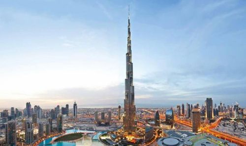 World's Tallest Donation Box launched on Burj Khalifa to support 10 million meals campaign