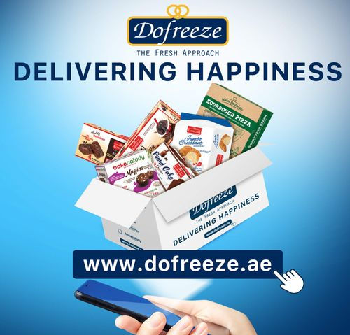 Leading snacks manufacturer, Dofreeze focuses on powerful synergies amid COVID-19 and new products at Gulfood 2021