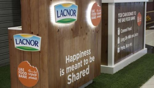 Lacnor spreads Happiness amongst the UAE Community this Ramadan