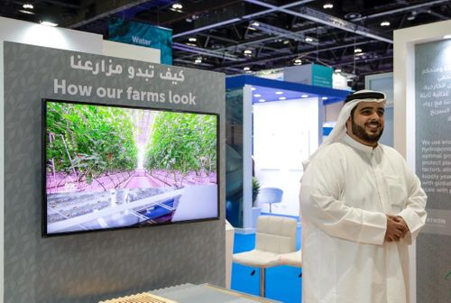 Madar Farms partners with ADIO to support world's first commercial scale indoor tomato farm