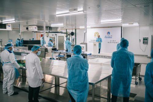 Majid Al Futtaim unveils new kitchen facility serving Carrefour stores across the UAE