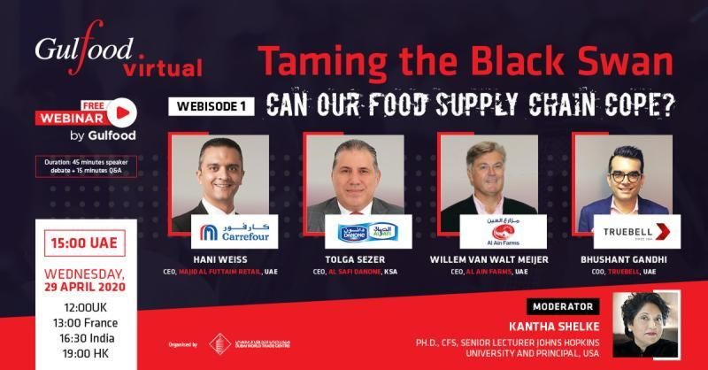 TAMING THE BLACK SWAN WEBISODE 1: CAN OUR FOOD SUPPLY CHAIN COPE