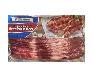 Hickory Smoked Breakfast Beef