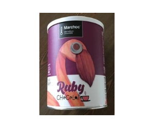 Marchoc Ruby Chocolate in Powder