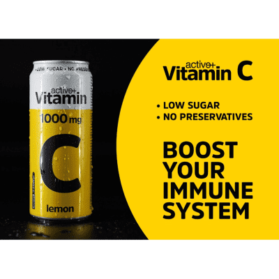 Active+ Vitamin C 1000 mg