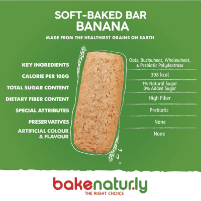 Bake Naturly Soft-Baked Bars