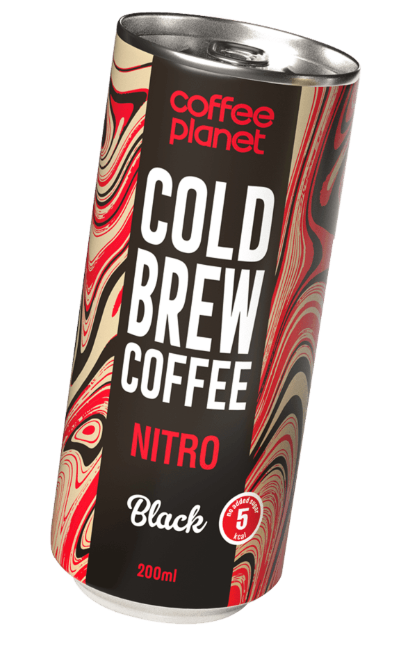 Coffee Planet Nitro Cold Brew