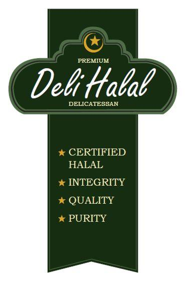 Deli Halal Smoked Breakfast Beef Bits Fully Cooked