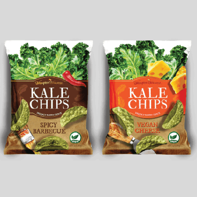 Hampton Harvest Kale Chips