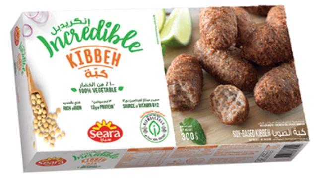 Incredible Seara (100% Plant based): Breaded and Kibbeh