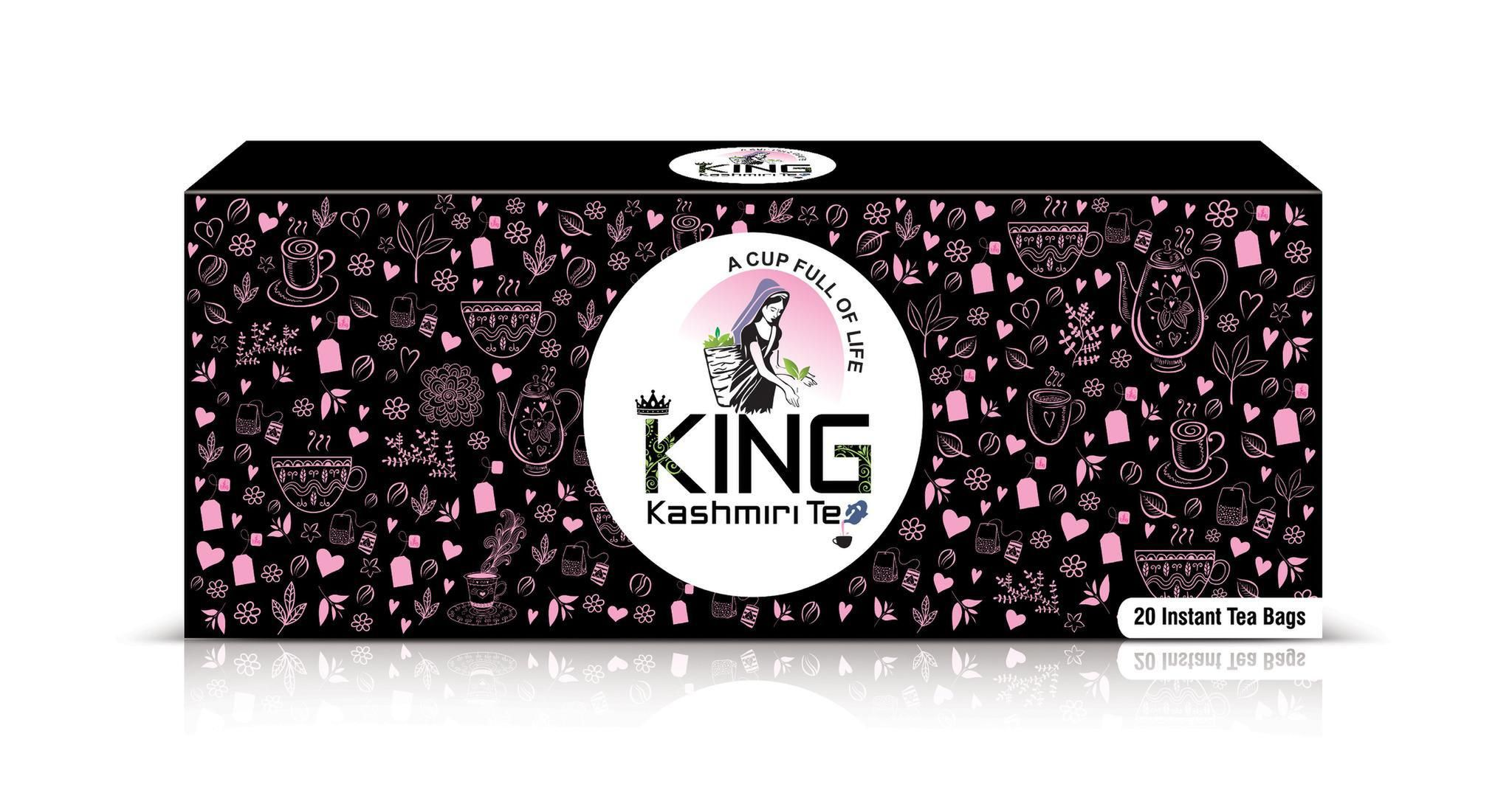 King Kashmiri Tea
