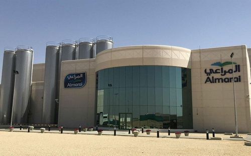 New CEO and executive management changes at Almarai