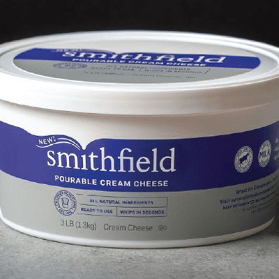 Smithfield Pourable Cream Cheese