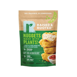 Raised & Rooted Meat-Alternative Nuggets