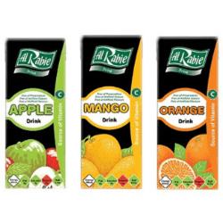 Awal Rabie Fruit Juice (Slim Packs)